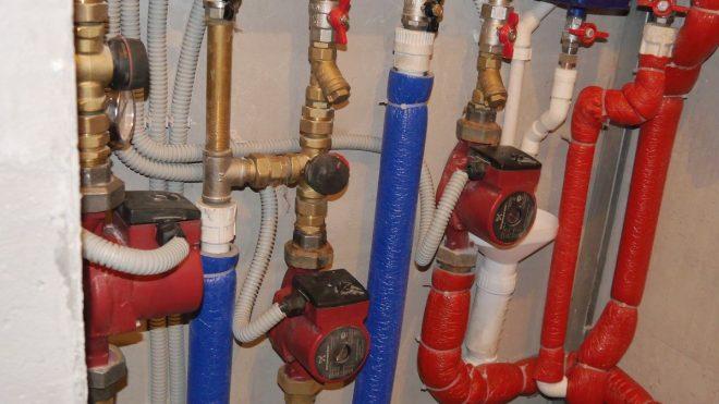 Горячее водоснабжение (ГВС)